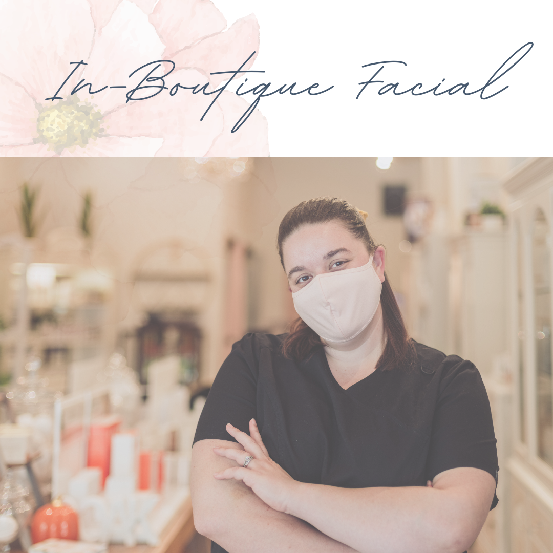 In Boutique Facial - Mother's Day Boxes - La Creme